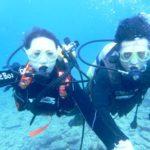 沖縄ダイビング☆8/14 サンゴ礁体験ダイビング 15:30~ しおん