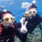 沖縄ダイビング☆8/14 サンゴ礁体験ダイビング 10:30~ なすび