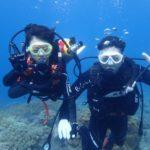 沖縄ダイビング☆8/14 サンゴ礁体験ダイビング 8:00~ なすび