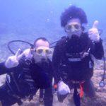 沖縄ダイビング☆8/14 サンゴ礁体験ダイビング 10:30~ えりな