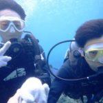 沖縄ダイビング☆ 8/15 珊瑚体験ダイビング 13時~ しおん