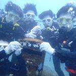 沖縄ダイビング☆ 8/15 珊瑚体験ダイビング 10時~ しおん・たく
