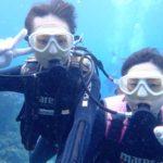 沖縄ダイビング☆8/16 青の洞窟体験ダイビング 13時 しおん