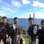 沖縄ダイビング☆8/18 青の洞窟体験ダイビング 8:00~ しおん・たく