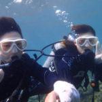 沖縄ダイビング☆8/18 青の洞窟体験ダイビング 13:00~ たく