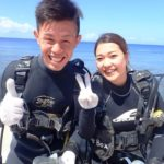 沖縄ダイビング☆8/20 10時半 サンゴ礁体験ダイビング   しおん