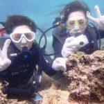 沖縄ダイビング☆8/22 青の洞窟体験ダイビング 13:00~ しおん