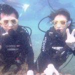 沖縄ダイビング☆8/22 青の洞窟体験ダイビング 15:30~ しおん