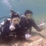 沖縄ダイビング☆8/23 サンゴ礁体験ダイビング 12:30~ たく