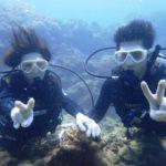 沖縄ダイビング☆8/25 青の洞窟体験ダイビング 10:30~