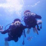 沖縄ダイビング☆8/26 青の洞窟体験ダイビング 10:30~ えりな