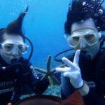 沖縄ダイビング☆8/26 青の洞窟体験ダイビング 10:30~ なすび