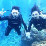 沖縄ダイビング☆8/26 青の洞窟体験ダイビング 10:30~ しおん
