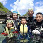 沖縄ダイビング☆8/27 青の洞窟体験ダイビング&スノーケル 10:30~