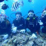 沖縄ダイビング☆8/30 青の洞窟体験ダイビング 8:00~   たく・なすび