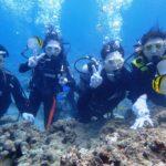 沖縄ダイビング☆8/30 青の洞窟体験ダイビング 10:30~   たく・なすび