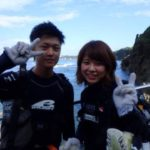 沖縄ダイビング☆9/5  青の洞窟体験ダイビング 15時~ なすび