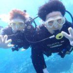 沖縄ダイビング☆9/6  青の洞窟体験ダイビング 8時~