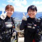 沖縄ダイビング☆9/6  青の洞窟体験ダイビング 10時半~
