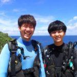 沖縄ダイビング☆9/6  青の洞窟体験ダイビング 13時~