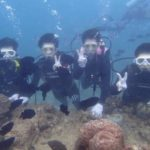 沖縄ダイビング☆9/9 サンゴ礁体験ダイビング 10時~ たく・しおん