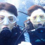 沖縄ダイビング☆9/15 青の洞窟体験ダイビング  15時〜  しおん