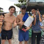 沖縄ダイビング☆ 9/18 体験スノーケル 13:00~ しおん