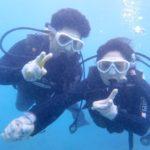 沖縄ダイビング☆9/25 サンゴ礁体験ダイビング   9時~  しおん