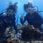 沖縄ダイビング☆9/22 青の洞窟体験ダイビング 9時~ なすび