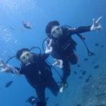 沖縄ダイビング☆9/26 サンゴ礁体験2ダイビング 8時~ なすび