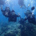 沖縄ダイビング☆9/16 青の洞窟体験ダイビング 10時半~ しおん・たく・なすび
