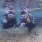 沖縄ダイビング☆9/10 サンゴ礁体験ダイビング 10時半~ なすび