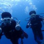 沖縄ダイビング☆9/1 贅沢2DIVE体験ダイビング 8:00~ なすび