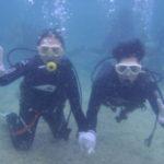 沖縄ダイビング☆9/10 サンゴ礁体験ダイビング 10時半~ りょう