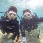 沖縄ダイビング☆9/4 サンゴ礁体験ダイビング 8:00~ しおん