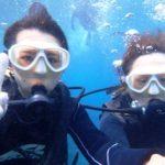 沖縄ダイビング☆9/8  13時〜 青の洞窟体験ダイビング  しおん