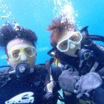 沖縄ダイビング☆9/8 8時 青の洞窟体験ダイビング2DIVEコース  新城