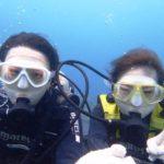 沖縄ダイビング☆9/11  珊瑚礁体験ダイビング  8:00~  しおん