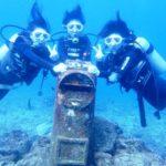 沖縄ダイビング☆9/12 サンゴ礁体験ダイビング 8時~ しおん・たく