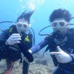 沖縄ダイビング☆9/12 サンゴ礁体験ダイビング 13時~ しおん
