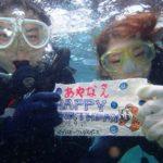 沖縄ダイビング☆9/13 サンゴ礁体験ダイビング 10時半~ たく