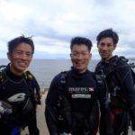 沖縄ダイビング☆ 9/19 青の洞窟体験ダイビング 13時〜 しおん