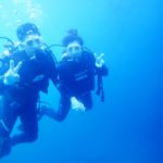 沖縄ダイビング☆9/21 青の洞窟体験ダイビング 15時~ しおん
