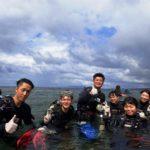 沖縄ダイビング☆9/23 青の洞窟体験ダイビング 13時~ えりな・なすび・新庄