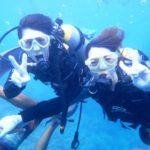 沖縄ダイビング☆9/23 青の洞窟体験ダイビング 10時半~ しおん・新庄
