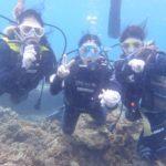 沖縄ダイビング☆9/24 珊瑚体験ダイビング 10時~ しおん