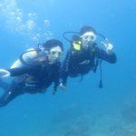 沖縄ダイビング☆9/24 珊瑚体験ダイビング 13時~ しおん