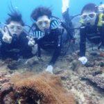 沖縄ダイビング☆9/25  サンゴ礁体験ダイビング  13時~  とも
