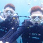 沖縄ダイビング☆9/27 サンゴ礁体験ダイビング 10時半~ しおん