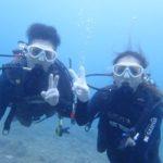 沖縄ダイビング☆9/27 サンゴ礁体験ダイビング 13時~ しおん
